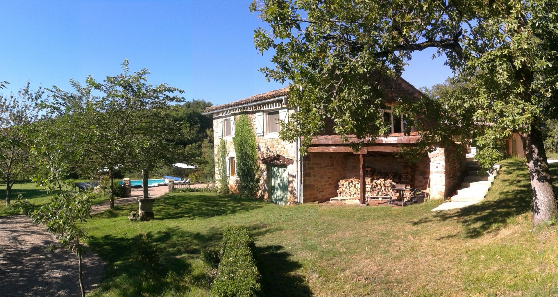 vakantiehuis Les Fontanelles